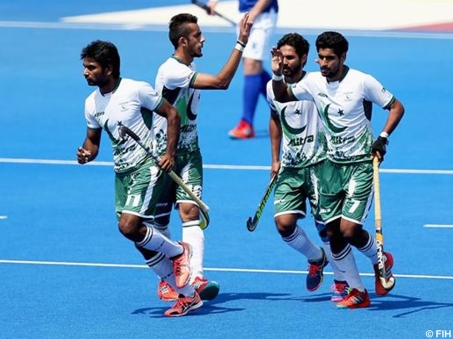 Pakistan-hockey-team